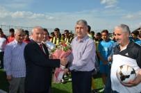 YEŞILTEPE - 23.Yeşilyurt Kültür, Kiraz Ve Spor Festivali Futbol Müsabakalarının Fikstürü Çekildi