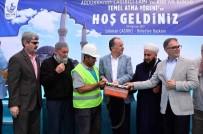 MÜFTÜ VEKİLİ - Abdurrahim Çağırıcı Camii'nin Temeli Atıldı
