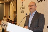 EĞITIM BIR SEN - AK Parti Konya İl Başkanlığından İftar Programı