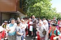 AHMET HAŞIM BALTACı - Arnavutköy'de Yaz Kur'an Kursu Eğitim Sezonu Başladı