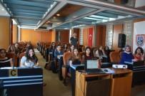 ANDROİD - Aydın'da 'Geleceği Yazacak Kadınlar' Projesi Eğitimleri Başladı