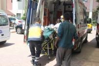 YARALI ÇOCUK - Azez'de Mayınlı Tuzak Patladı Açıklaması 1 Çocuk Yaralandı