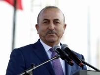 GRUP TOPLANTISI - Bakan Çavuşoğlu'ndan Katar Açıklaması