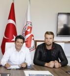 GÜREŞ TAKIMI - Başaltı Pehlivanı Gümüşalan Döşemealtı'na Transfer Oldu