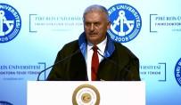 PİRİ REİS - Başbakan Yıldırım Açıklaması Avrupa'nın 2 Katından Fazla!