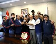 CUMALI ATILLA - Başkan Atilla Açıklaması 'Sporun Kent Geneline Yayılması İçin Çalışıyoruz'