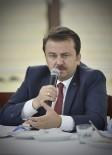 KAYAK MERKEZİ - Başkan Erkoç Açıklaması 'Kahramanmaraş'ı Şantiyeye Dönüştürdük'