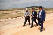 ŞEHITKAMIL BELEDIYESI - Başkan Fadıloğlu, Asfalt Çalışmalarını Denetledi
