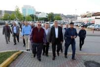 HASAN BASRI GÜZELOĞLU - Başkan Karaosmanoğlu Muhtarlar İle İftarda Buluştu