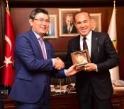 TÜRKLER - Başkan Sözlü Açıklaması 'Uluğ Türkistan Yeniden Hakikat Olmalı'