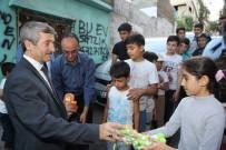 MEHMET TAHMAZOĞLU - Başkan Tahmazoğlu Aile Ziyaretlerini Sürdürüyor