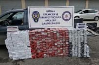 BATMAN EMNİYET MÜDÜRLÜĞÜ - Batman'da 19 Bin 650 Paket Kaçak Sigara Ele Geçirildi