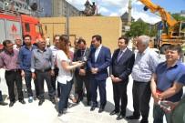 YıLMAZ ZENGIN - Belediye Başkanı Bahçeci, 'Atatürk Heykelinin Taşınmasını Farklı Noktaya Çekmeye Çalışanlarda Beyhude Çaba İçindeler'