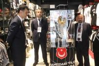 ŞAMPİYONLUK KUPASI - Beşiktaş'ın Şampiyonluk Kupası Tekirdağ'da