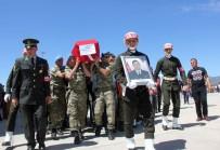 HAKAN BAYER - Bingöl Şehidi Memleketi Konya'ya Uğurlandı