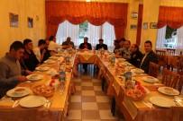 Boğazkale'de Şehit Ve Gazi Aileleri İftar Yemeğinde Buluştu