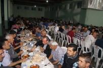 AYDIN VALİSİ - Bozdoğan'da İftar Yemeği Düzenlendi