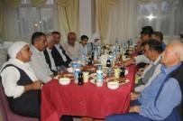 AHMET ADANUR - Cizre'de Şehit Ve Gazi Yakınları İftar Yemeğinde Buluştu
