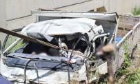 KıRıM - Çorum'da Trafik Kazası Açıklaması 2 Ölü