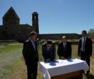 ERKMEN - DAP'ın Finansmanlığında Erzurum Kalesinin Restorasyonu Başlıyor