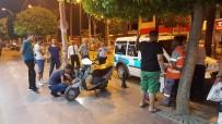 KIRMIZI IŞIK - Dur İhtarına Uymadı, Motosikleti Bırakıp Kaçtı
