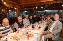 BASıN İLAN KURUMU - Edirne Valisi Özdemir Basın Mensuplarıyla İftarda Buluştu