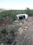 KÖSECELI - Emniyet Kemeri Takan Sürücü Kazayı Hafif Sıyrıklarla Atlattı