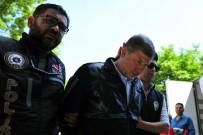TANJU ÇOLAK - Eski Milli Futbolcu Tanju Çolak Ankara Adliyesine Getirildi