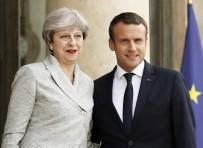THERESA MAY - Fransa İle İngiltere'nin Ortak Hedeflerini Açıkladılar