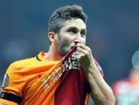 SABRİ SARIOĞLU - Galatasaray'dan Sabri Sarıoğlu'na teşekkür