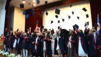 AHMET ÇELIK - Genç Eczacılar Ve Hemşirelerin Mezuniyet Coşkusu