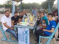 Gençler Midyat'ta Yetimlerle Buluştu