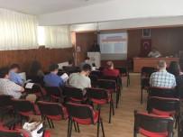 TURİZM SEZONU - Gıda Kontrol Görevlilerine 'Zehirlenme' Eğitimi