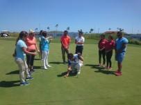MUHAMMET DEMİR - Golfte, Deaflympics Milli Takım Kadrosu Belirlendi