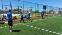 YEŞILTEPE - Halk Eğitim Usta Öğretici Futbol Kursu Sona Erdi