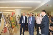 CEMIL AKSAK - 'Hayatını Renklendir' Resim Sergisi Sanatseverlerle Buluştu