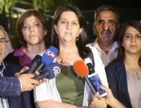 HDP - Pervin Buldan'ın gözaltı iddiaları yalan çıktı