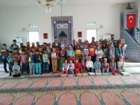 Hisarcık'taki Yaz Kur'an Kurslarına İlgi