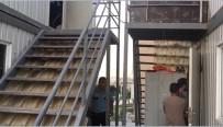 İNŞAAT ALANI - İzmir'de turistlere eylem hazırlığında olan 14 terörist yakalandı