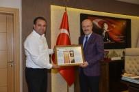SARAYBOSNA ÜNİVERSİTESİ - Kafaoğlu'na Bosna Hersek'ten Onur Ödülü