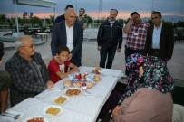 NECMETTİN ERBAKAN - Karaman Belediyesi, Öksüz Ve Yetimlere İftar Yemeği Verdi