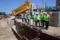 ÜST GEÇİT - Karaman Belediyesinden Asfalt Çalışması
