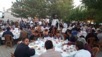 KAYSERİ ŞEKER FABRİKASI - Kayseri Şeker'in Şeker Sofrası Çandır'da Büyük İlgi Gördü