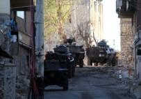 KONUKLU - Lice'de 18 Köyde Sokağa Çıkma Yasağı Kaldırıldı