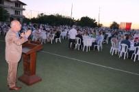 ŞAFAK BAŞA - Marmaraereğlisi'nde Görkemli İftar Organizasyonu