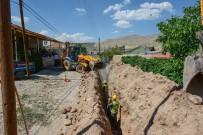 ÖZGÜR ÖZDEMİR - MASKİ Hisarcık Mahallesinin Kanalizasyon Sorununu Çözüyor
