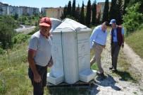 KORKULUK - Mezarlıklar Bayram Ziyaretlerine Hazırlanıyor