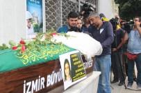 KAZIM KARABEKİR - Minik Ceylin'in Tabutuna Gelinlik Serildi