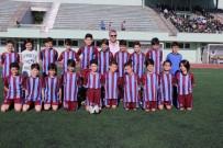 CENTİLMENLİK - Miniklerden Futbol Şov
