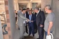 Müdür Hasan Çevik Açıklaması İnşaatın Yüzde 35'İ Tamamlandı